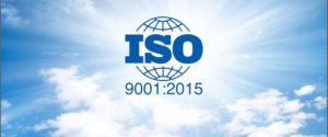 ISO 9001-2015 фото